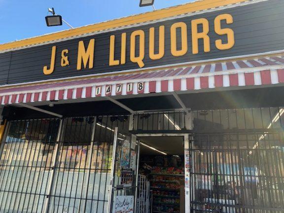 San Pablo Ave - J&M Liquors